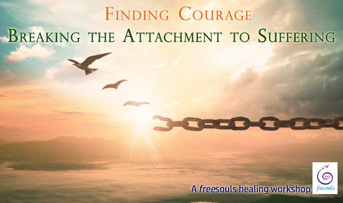 Finding courage workshop banner